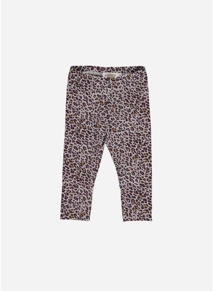 MarMar Copenhagen leg leopard limited dark plum leo