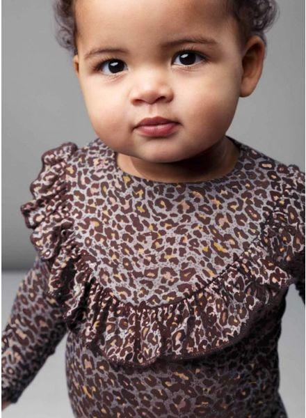 MarMar Copenhagen billie body leopard limited dark plum leo