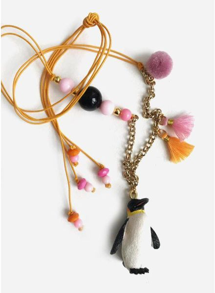 ByMelo ketting pinguin