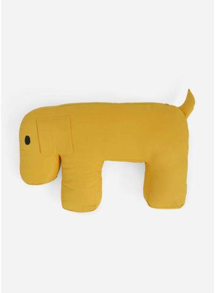 Nanami voedkussen hond olly geel