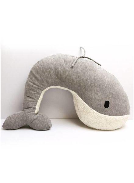 Nanami voedingskussen walvis