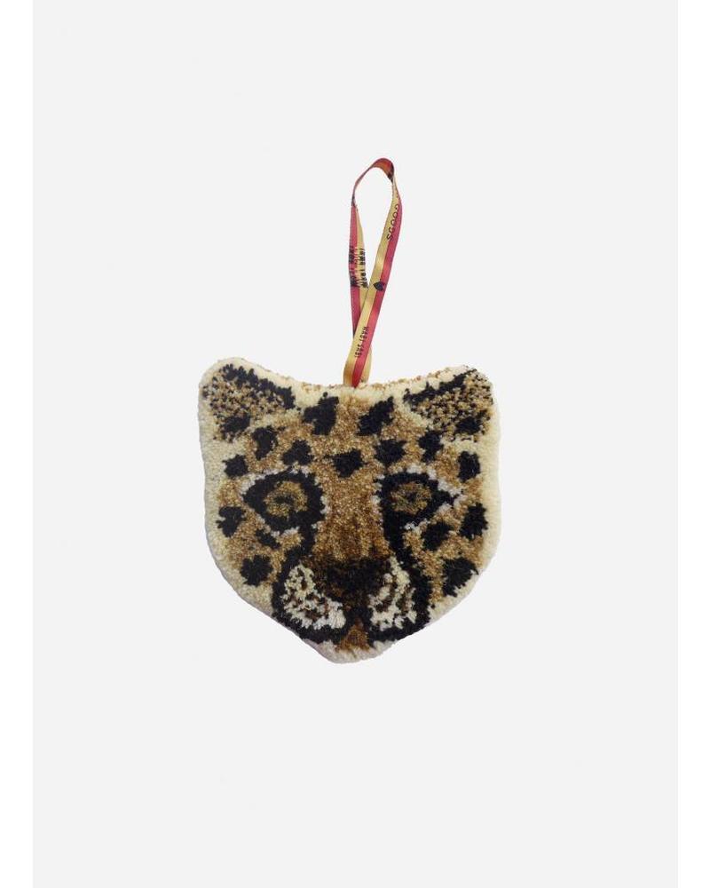 Doing Goods loony leopard club hanger