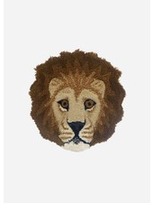 Doing Goods moody lion head rug