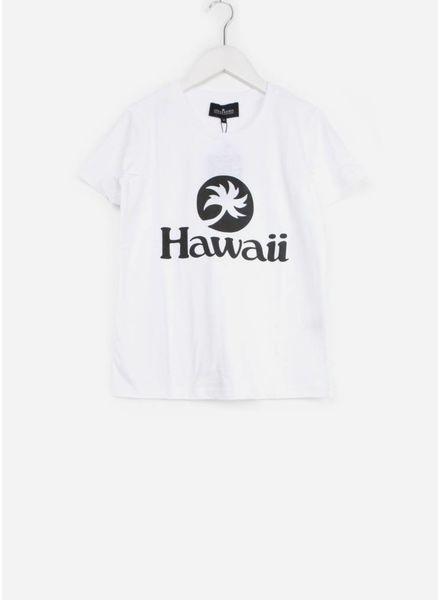 Little Remix shirt stanley hawaii white