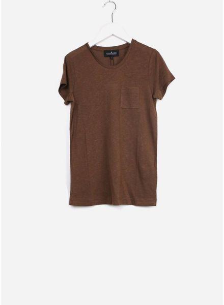 Little Remix shirt new blos brown