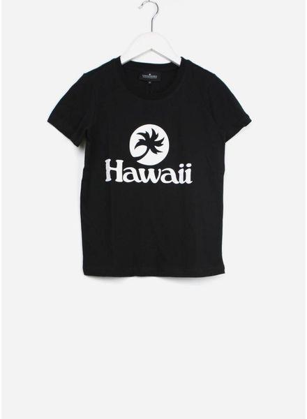 Little Remix shirt stanley hawaii black
