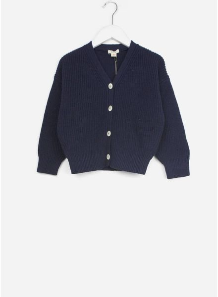 Bellerose knitwear dufile navy