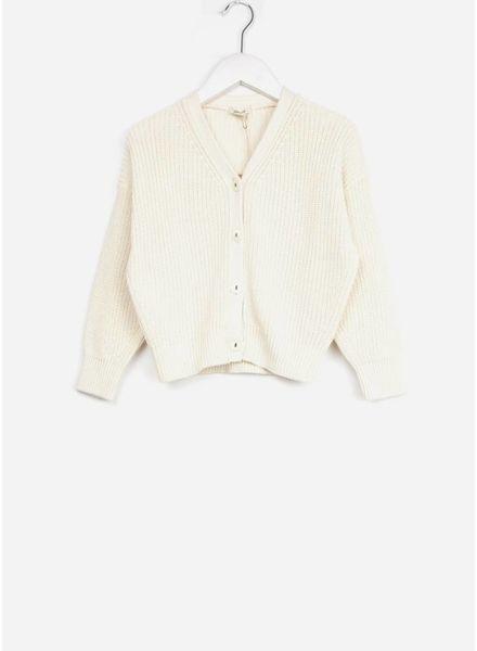 Bellerose knitwear dufile ecru