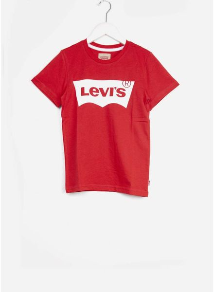 Levi's ss nos tee red