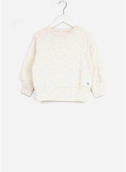 Bellerose trui sweatshirt ecru