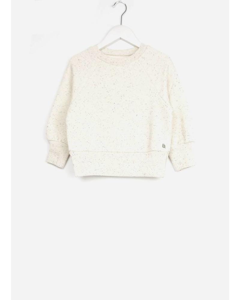 Bellerose girls sweatshirt 012 ecru