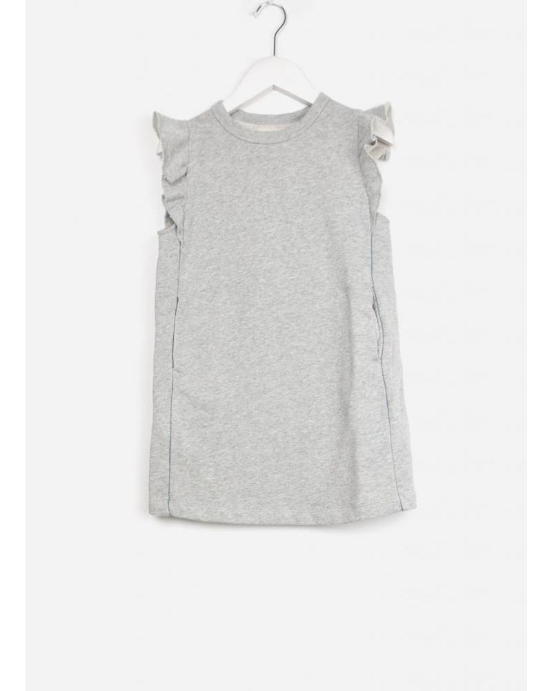 Bellerose girls dresses h.grey fasy