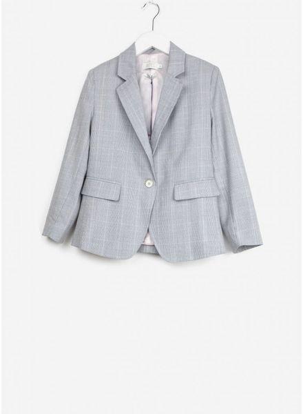 Indee blazer essaouira grey melange