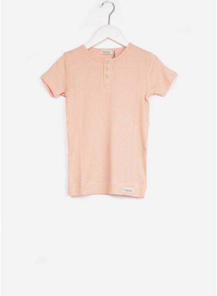 MarMar Copenhagen tee ss t-shirt unisex coral rose