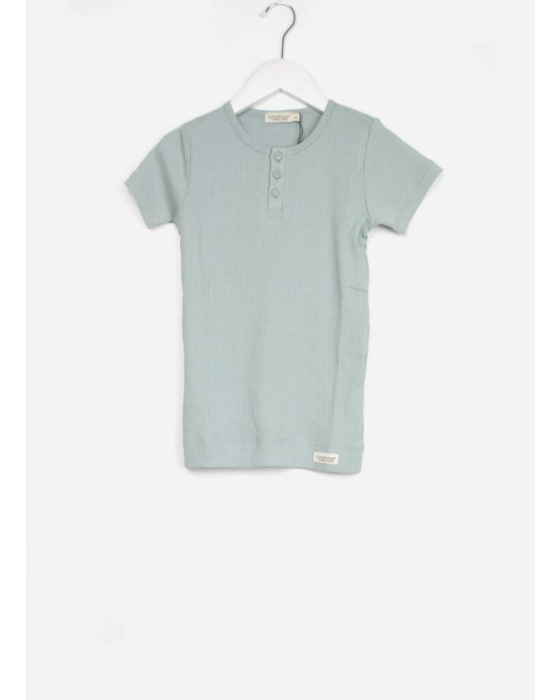 MarMar Copenhagen tee ss t-shirt unisex moondust blue
