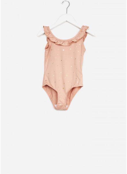 MarMar Copenhagen swallis swimwear girl gold dots