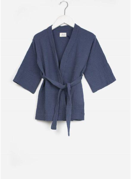 Long Live The Queen judo jacket blauw