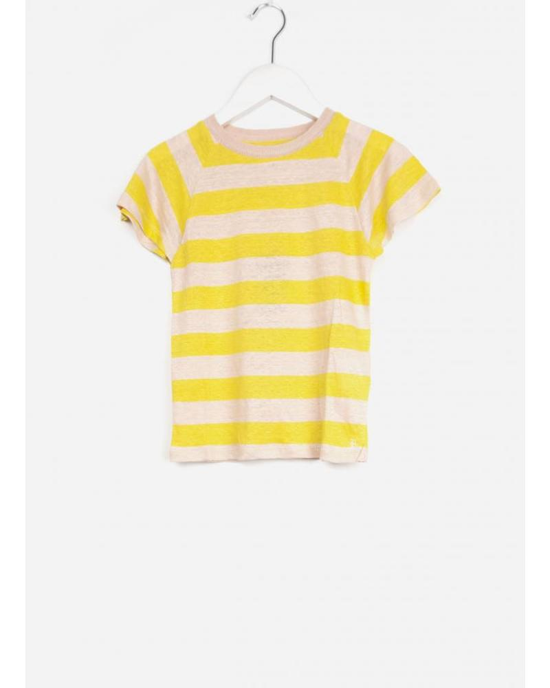 Bellerose girls t-shirt stripe 6
