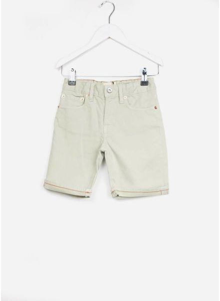 Bellerose boys shorts padro craie