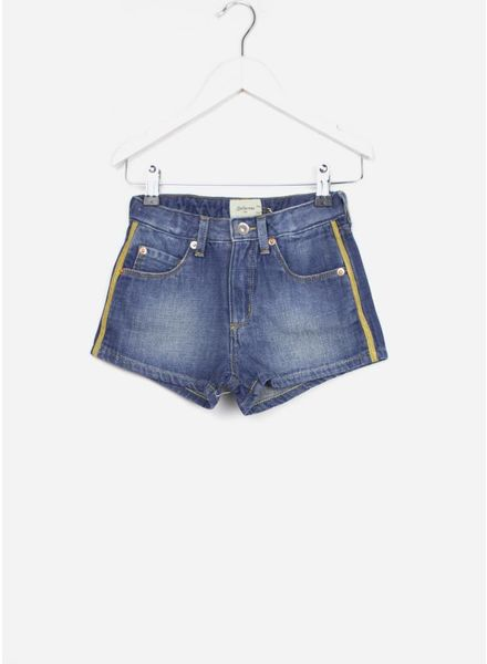 Bellerose girls short petite antic worn