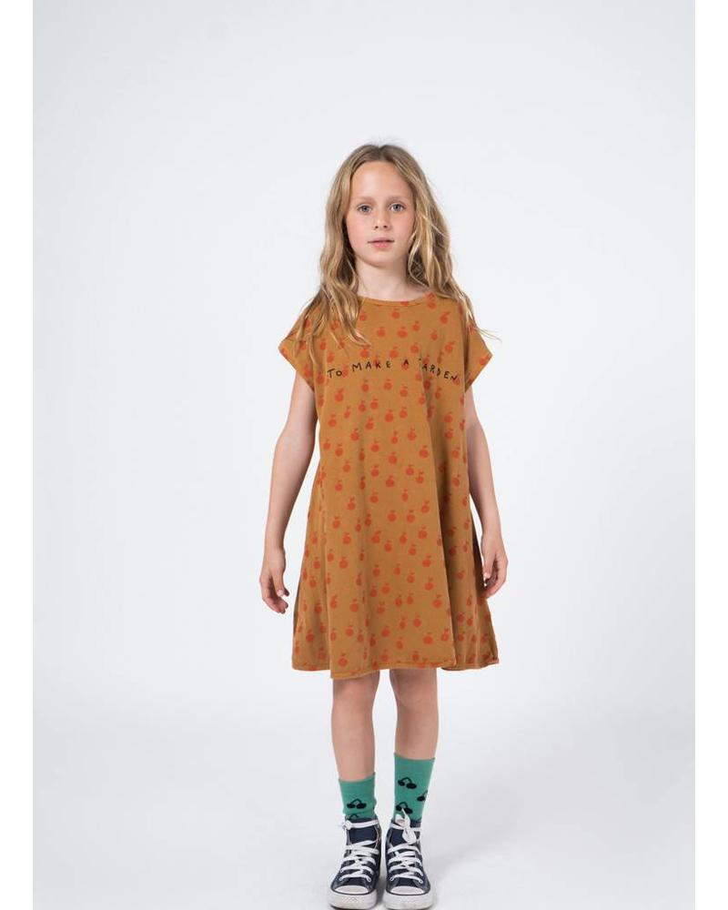 Bobo Choses apples evase dress