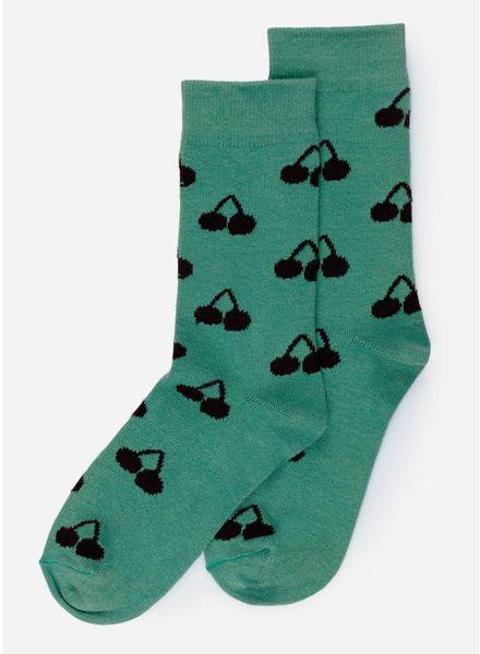 Bobo Choses sokken cherries long socks
