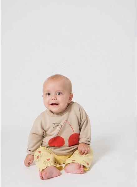 Bobo Choses truitje baby cherry sweatshirt baby