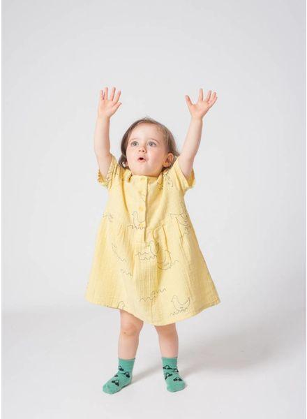 Bobo Choses jurk baby geese princess dress