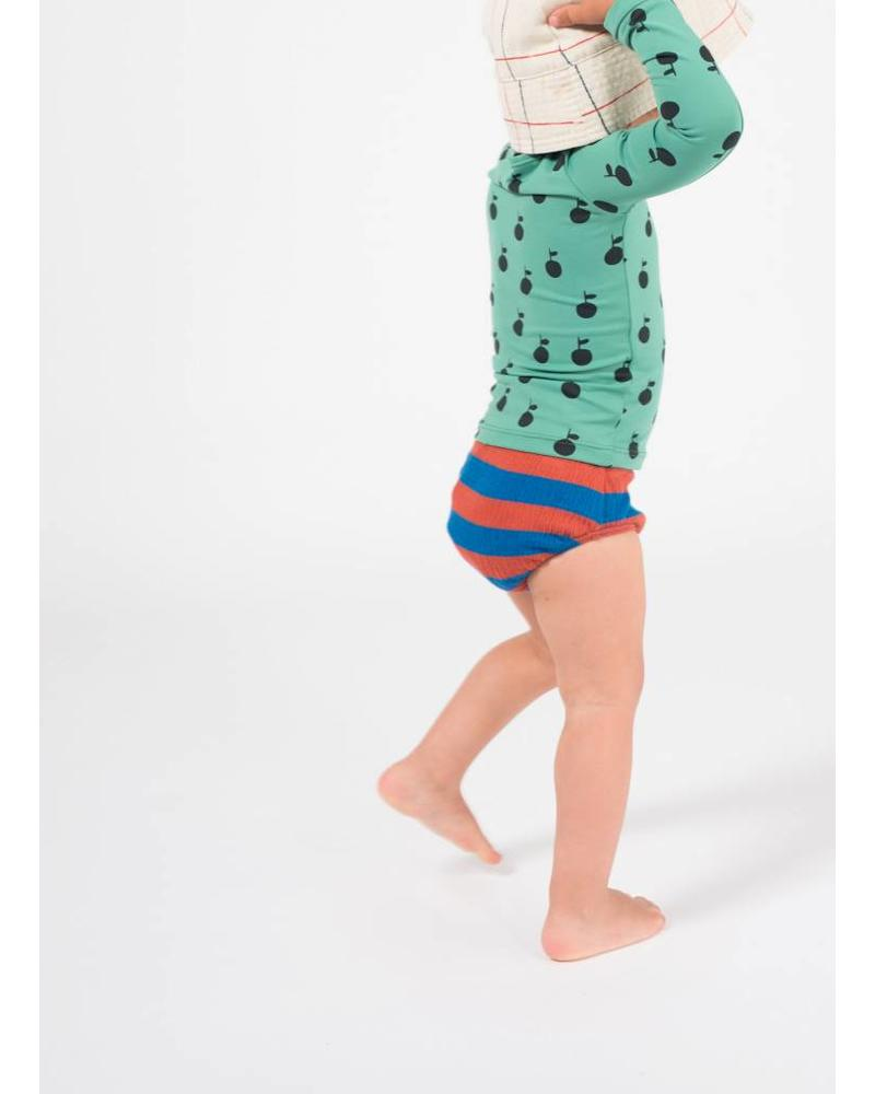 Bobo Choses apples swim top baby