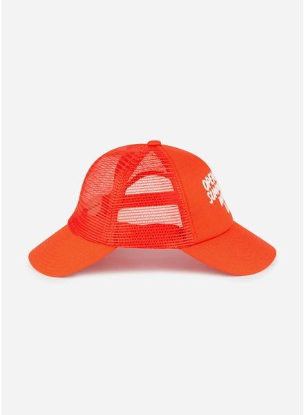 Bobo Choses open dubble-peak cap