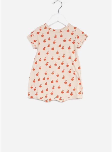Bobo Choses onepiece baby apples playsuit