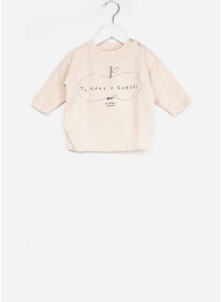 Bobo Choses truitje baby ant and apple sweatshirt