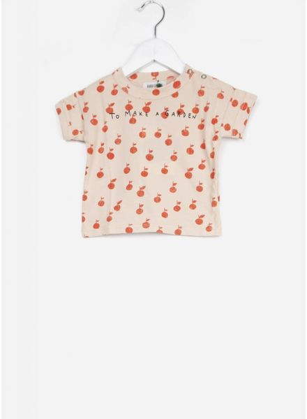 Bobo Choses shirtje baby apples short sleeve