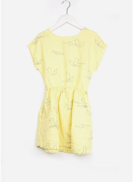 Bobo Choses jurk geese tshape dress