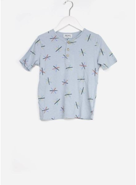 Bobo Choses shirt dandelion buttons