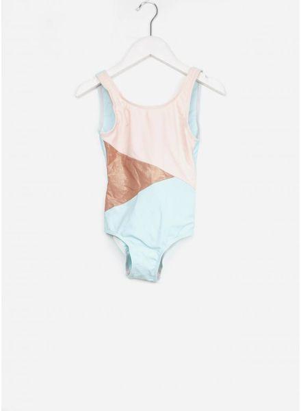 Soft Gallery badpak darlin swimsuit block swim girl