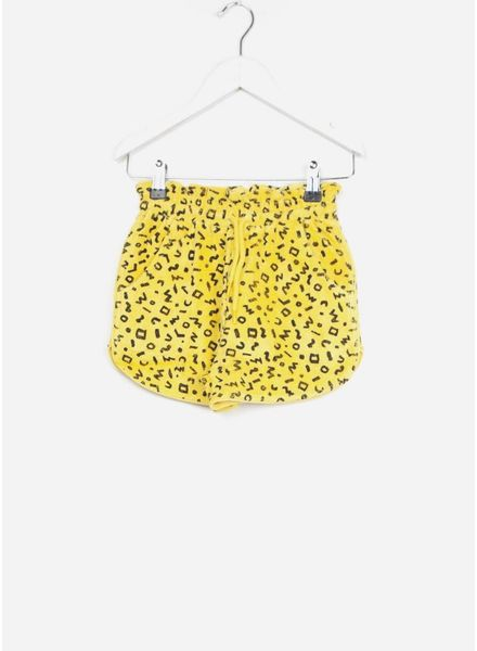 Soft Gallery short cera shorts mimosa scribble
