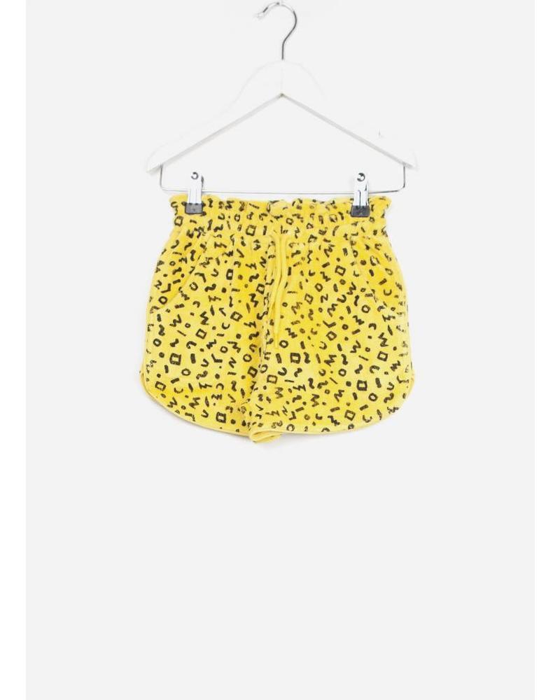 Soft Gallery cera shorts mimosa scribble