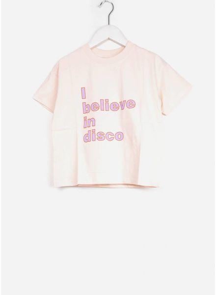 Soft Gallery shirt dharma t-shirt pale dogwood disco