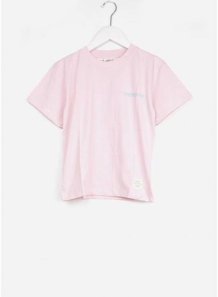 Soft Gallery shirt asger t-shirt parfait pink ours