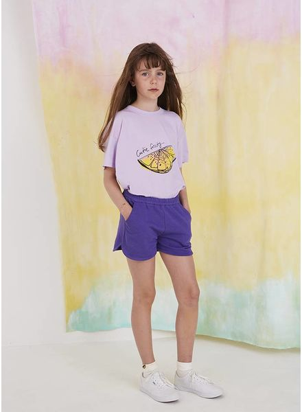 Soft Gallery shirt dharma t-shirt orchid bloom slice