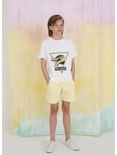 Soft Gallery shirt asger t-shirt white see ya