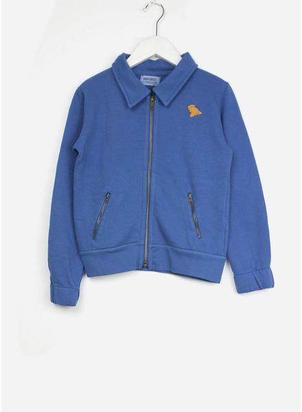 Bobo Choses vest open zipped sweatshirt