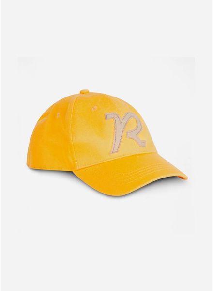 Repose cap golden yellow
