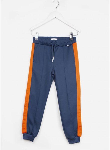 Repose broek track pants deep night blue