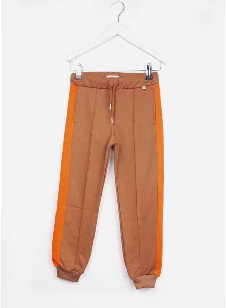 Repose broek track pants caramel