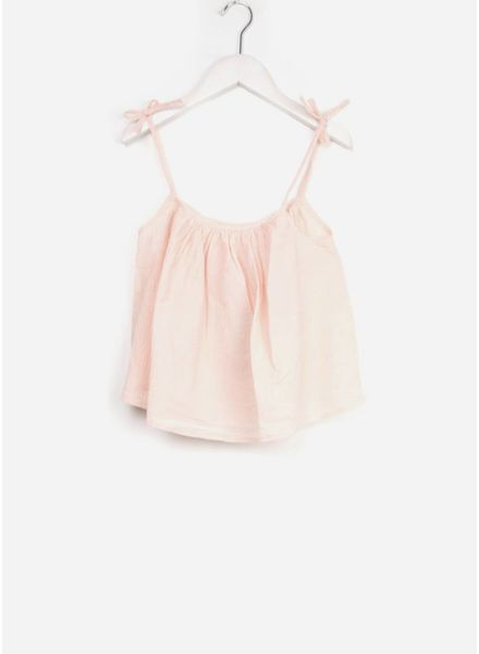 Morley top julie crepe rose