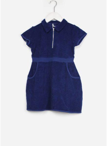 Morley jurk jodie cousteau ink