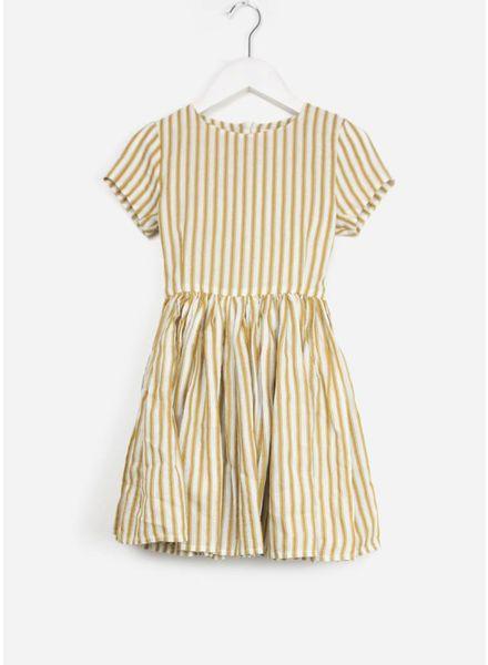 Morley jurk jelsa trame caramel