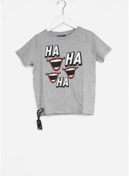 Yporque shirt laugh tee melange